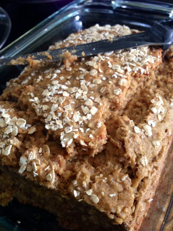 Guilt-free Whole Wheat Banana Farro Bread